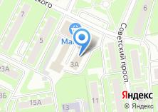 Компания «Ивантеевское информационное агентство Московской области» на карте