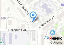 Компания «Вет-веста» на карте