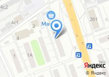 Компания «ЛидерСтрой» на карте