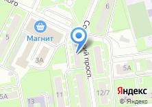 Компания «Елена» на карте