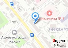 Компания «Жилстрой-Сервис» на карте