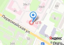 Компания «СФЕРА-СМ» на карте