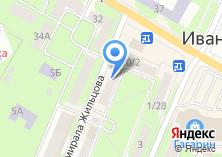 Компания «Зоомагазин на Первомайской» на карте
