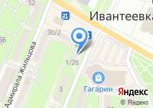 Компания «ДеКОР Лтд» на карте