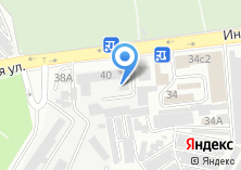 Компания «МЯСРЫБТОРГ» на карте