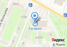 Компания «Строящееся административное здание по ул. Советский проспект (г. Ивантеевка)» на карте