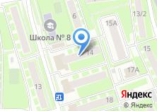 Компания «Перов В.В.» на карте
