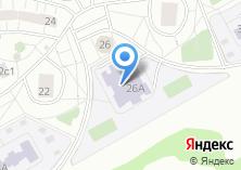 Компания «Средняя общеобразовательная школа №2035» на карте