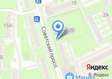 Компания «Doctorsot» на карте