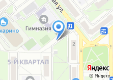Компания «Вкусняшка» на карте