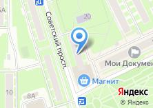 Компания «Цветочный магазин» на карте