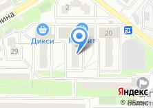 Компания «Обувной сезон» на карте