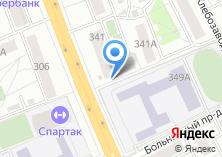 Компания «Крошка Ру» на карте