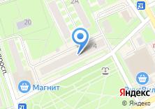 Компания «Окна Москвы» на карте