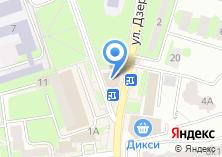 Компания «AVON» на карте
