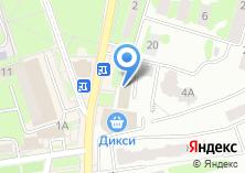 Компания «Почтовое отделение №141280» на карте