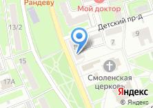 Компания «Главрукав» на карте