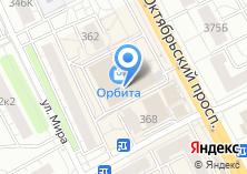 Компания «Техно стиль» на карте