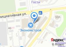 Компания «Кооператор» на карте
