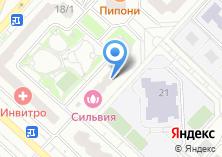 Компания «Bona fidе-Kemerovo.Moscow» на карте