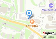 Компания «ЗАГС г. Ивантеевки» на карте