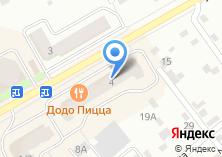 Компания «ФЛЕКСУС» на карте