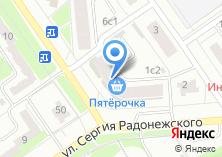 Компания «Карапузик» на карте