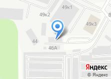 Компания «Автокортеж» на карте