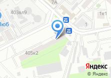 Компания «Общежитие гостиничного типа» на карте