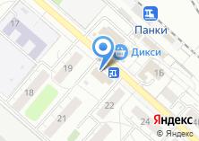 Компания «Булочная №24» на карте