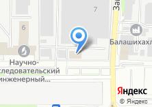 Компания «Кламптек» на карте