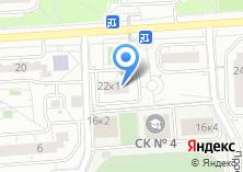 Компания «Объединенные локальные сети» на карте