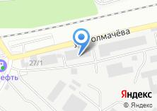 Компания «Ивантеевская экспериментальная типография» на карте