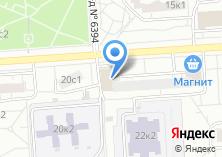 Компания «Двери-СП» на карте