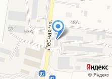 Компания «Лакокраска» на карте