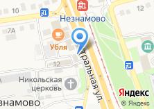 Компания «Золотой Ларец» на карте