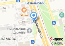 Компания «Часовня в честь иконы Божией Матери» на карте