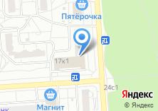 Компания «Deja Vu» на карте
