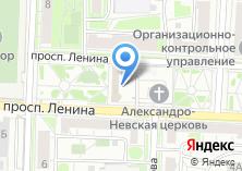 Компания «Храм Владимира равноапостольного в Николо-Трубецком» на карте
