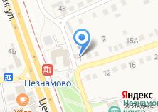 Компания «Федерация вольной борьбы» на карте