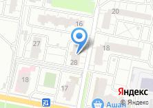 Компания «Строящийся жилой дом по ул. Гагарина микрорайон (Балашиха)» на карте