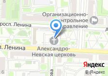 Компания «Храм Александра Невского в Балашихе» на карте