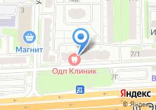 Компания «Ванильное небо» на карте