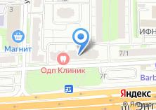 Компания «Медицинский центр лаборатория тест лайф» на карте