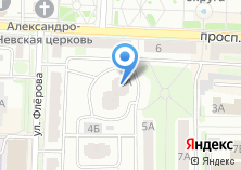 Компания «Баланс-Информ» на карте