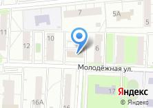 Компания «Центр оформления и страхования автомобилей» на карте