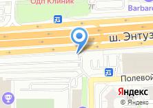 Компания «Автостоянка на ул. Степана Разина» на карте