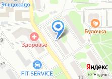 Компания «Русская опора - все виды юридических услуг» на карте