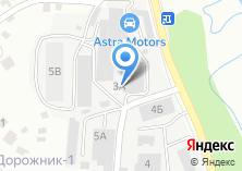 Компания «Ноэкс» на карте