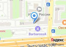 Компания «Алькор-К» на карте
